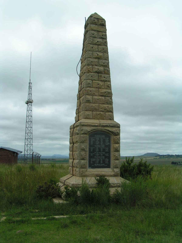 Groenkop Monument